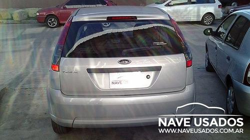ford fiesta ambiente 1.6 2012 gris 5 puertas lwa