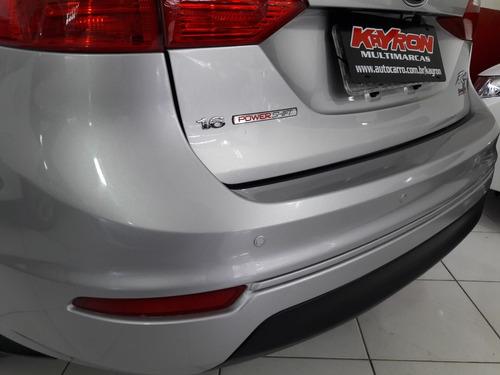 ford fiesta automático sedan 1.6 se flex powershift  2015