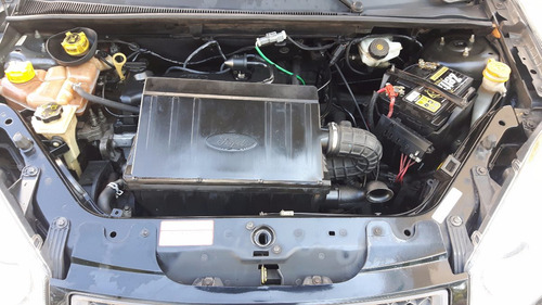 ford fiesta class 2008 completo ( - ) ar 1.0 8v flex