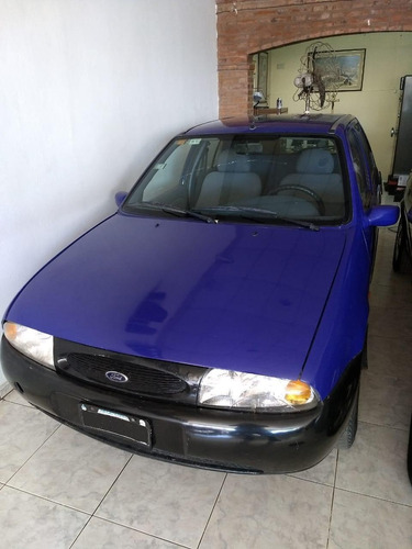 ford fiesta clx 1.8 d modelo 1997