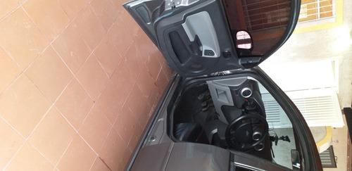 ford fiesta color gris motor 1.6, 5 puertas