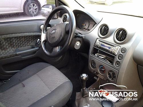 ford fiesta edge tdci 1.4 gris 5 puertas ekm incluye transf