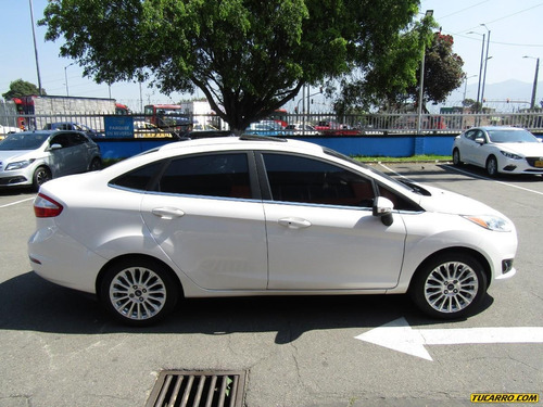ford fiesta fiesta titanium sedan full equ
