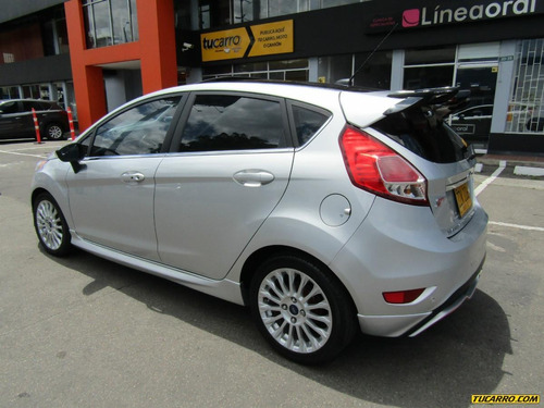 ford fiesta full equipo