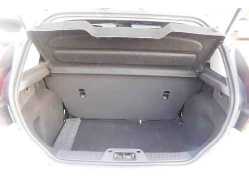ford fiesta hatch 1.6 16v titanium powershift 2015 branco