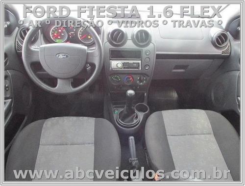 ford fiesta hatch 1.6 flex - completo - ano 2013 - cod 2022