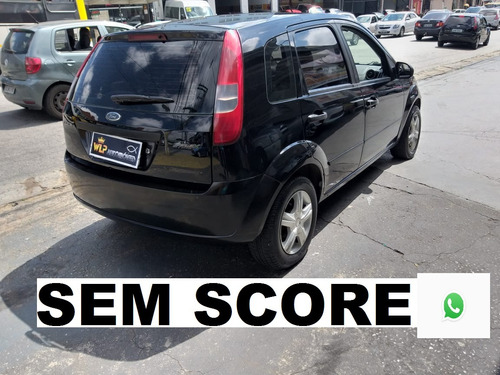 ford fiesta hatch financio sem score