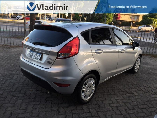 ford fiesta hatch s 2015 excelente estado