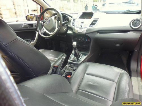ford fiesta hatchback mt 1600cc 5p