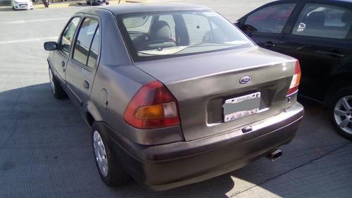 ford fiesta ikon 2002