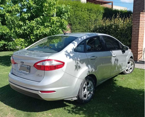 ford fiesta kd 1.6 sedan s plus (origen mexico) - unica mano