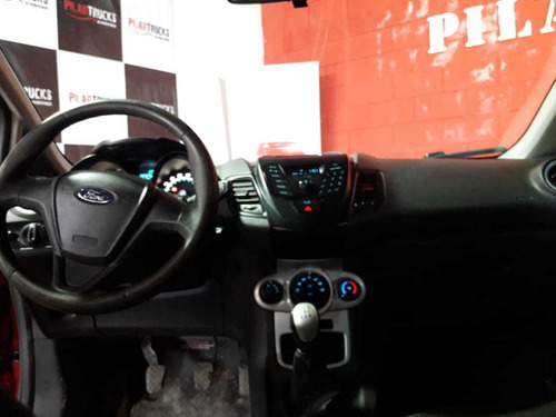 ford fiesta kinectic