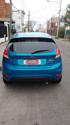 ford fiesta kinectic s.e 2019