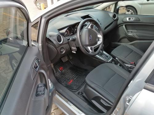 ford fiesta kinectic sedan automático 2105 inmaculado