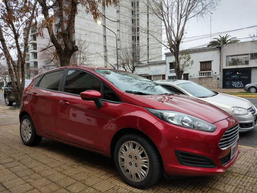 ford fiesta kinetic 1.6 s 5 p 2015