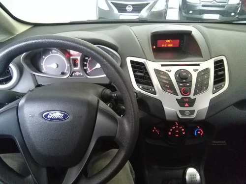 ford fiesta kinetic 2012 trend plus 1.6 4ptas financiación