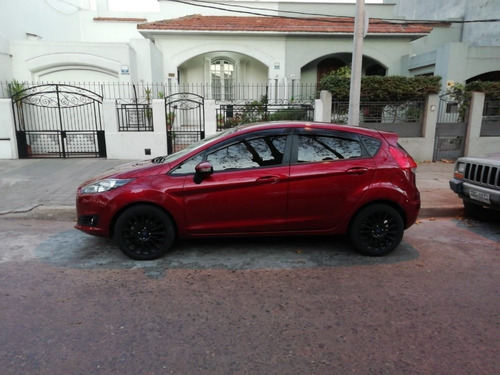 ford fiesta kinetic 2015 full se