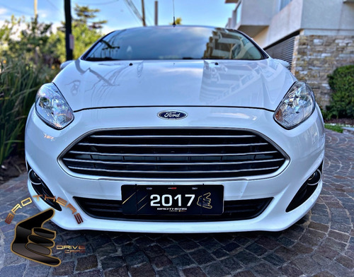 ford fiesta kinetic 2017 at