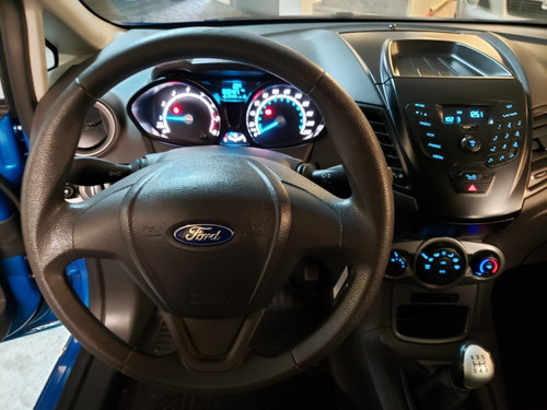 ford fiesta kinetic  5p 1.6 s  2015