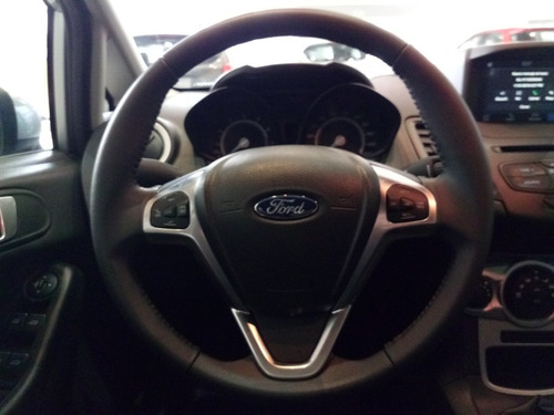 ford fiesta kinetic