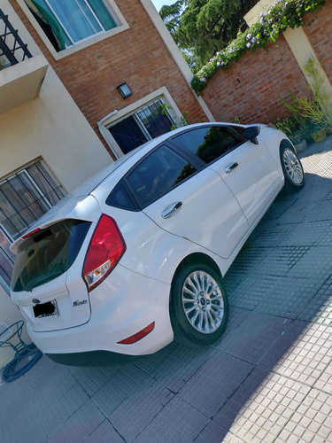 ford fiesta kinetic design 1.6