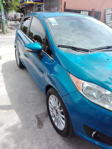 ford fiesta kinetic design 1.6 design 120cv titanium 2014