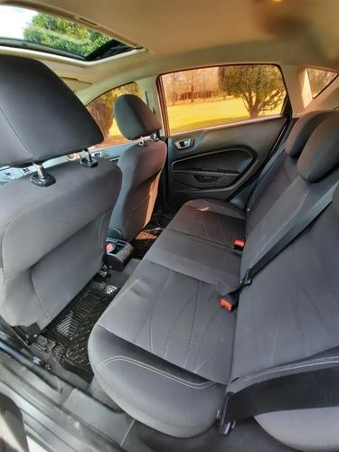 ford fiesta kinetic design 1.6 design sedan 120cv trend plus