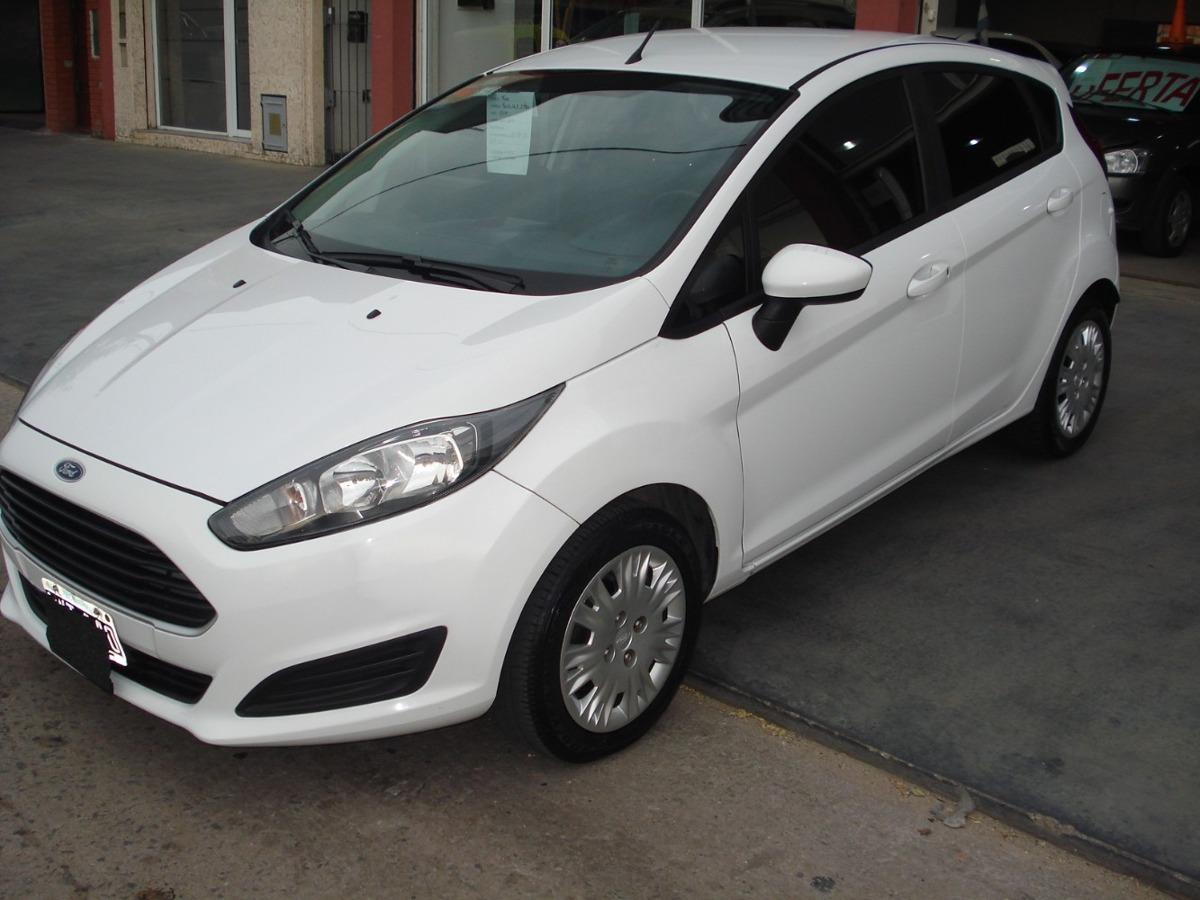 Ford Fiesta Kinetic Design 1 6 S 120cv Blanco 5 Puertas