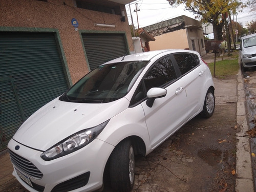 ford fiesta kinetic design 1.6 s 2017