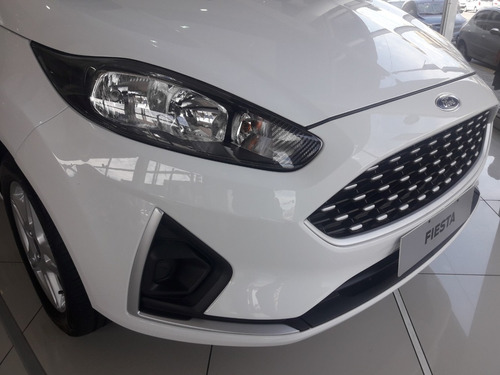 ford fiesta kinetic design 1.6 s plus 0km año 2018 mc3