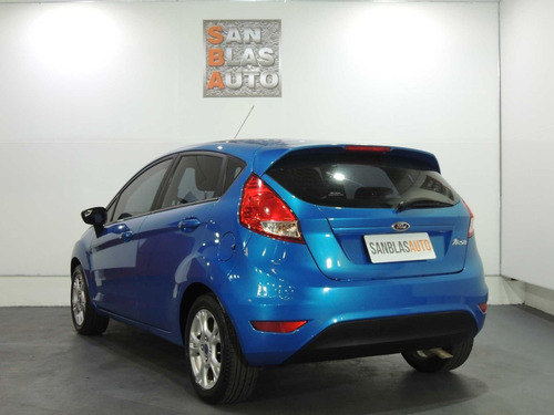 ford fiesta kinetic design 1.6 s plus 120cv 2014