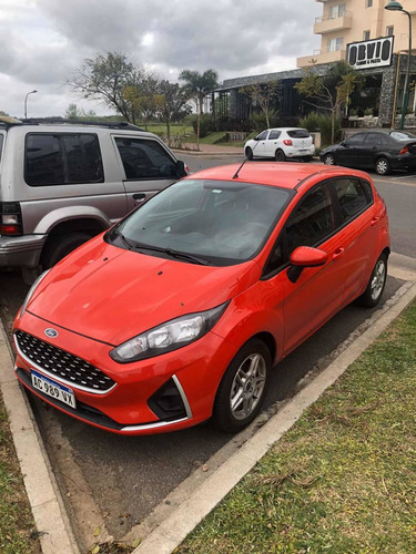 ford fiesta kinetic design 1.6 s plus 120cv 2018