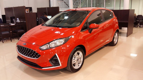 ford fiesta kinetic design 1.6 s plus 120cv #23