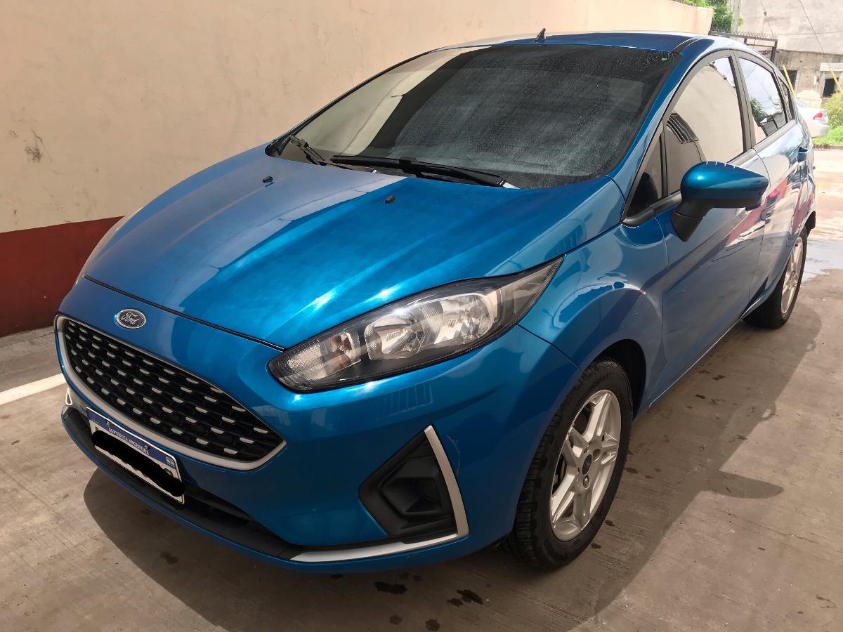 Ford Fiesta Kinetic Design 1 6 S Plus 120cv
