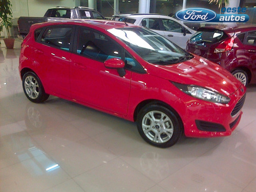ford fiesta kinetic design 1.6 s plus #22