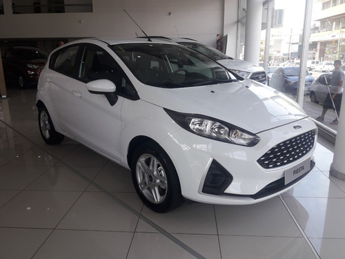 ford fiesta kinetic design 1.6 s plus año 2018 mc 15