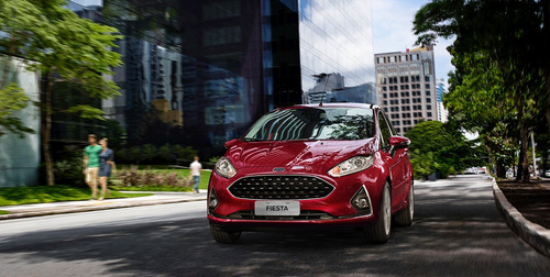 ford fiesta kinetic design 1.6 s plus nafta 120cv (ged)