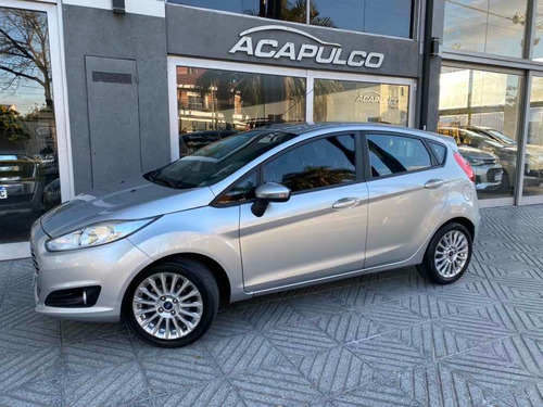 ford fiesta kinetic design 1.6 se 120cv 2014