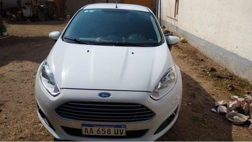 ford fiesta kinetic design 1.6 se 120cv 2016