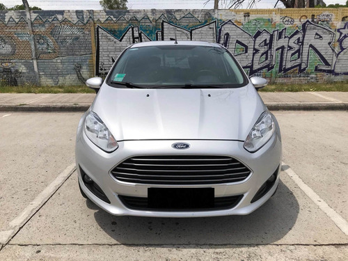 ford fiesta kinetic design 1.6 se 120cv 2017
