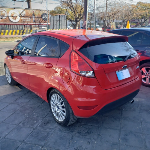 ford fiesta kinetic design 1.6 se 120cv 5 puertas c/ gnc 5ta