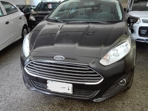 ford fiesta kinetic design 1.6 se 120cv ,negro, 2014, 5 ptas