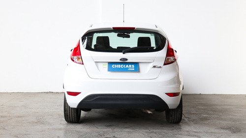 ford fiesta kinetic design 1.6 se - 14232