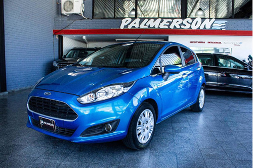 ford fiesta kinetic design 1.6 se plus 120cv 2015
