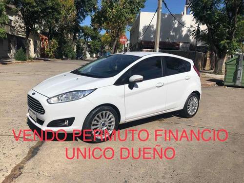 ford fiesta kinetic design 1.6 se plus 120cv 2017