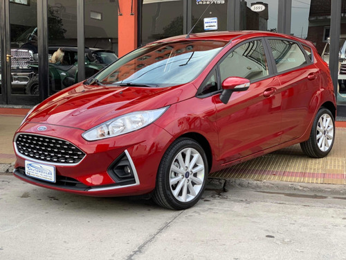ford fiesta kinetic design 1.6 se plus 120cv 2019