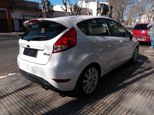 ford fiesta kinetic design 1.6 se plus   53000 km oldcars
