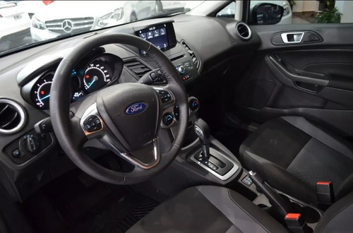 ford fiesta kinetic design 1.6 se plus powershift 120cv 2019
