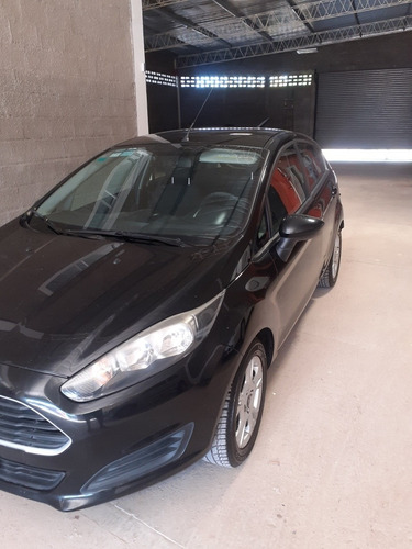 ford fiesta kinetic design 1.6 sedan s plus 120cv 2014
