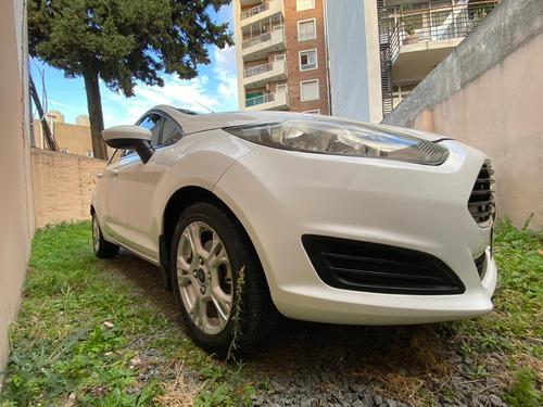 ford fiesta kinetic design 1.6 sedan s plus 120cv 2015